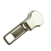 Custom Logo Metal Autolock Slider for Zipper Chain