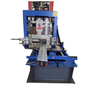 Auto CZ Purlin Interchangeable Roll Forming Machine