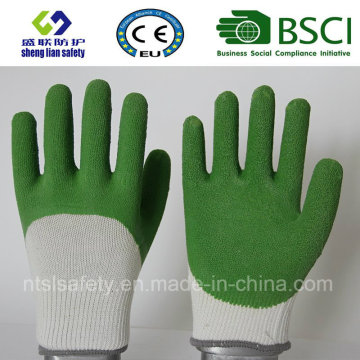 Nylon Latex Labor Protection Gloves Safety Gloves