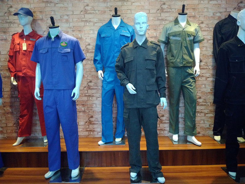 occupational protective work uniform