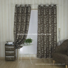 Top Trend Jacquard Flower Window Fabric Curtain