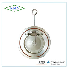 Thin Type Single Disc Swing Check Valve with Spring