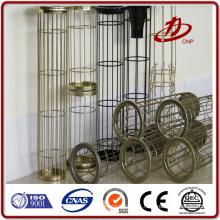 Gaiolas de suporte para saco de filtro industrial