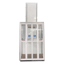 200KG 1200*900mm home elevator house lift small home elevator single person home elevator