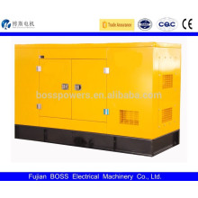 Tianjin lovol 75KW soundproof power generator