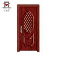 Новый стиль High End Экологичные стальные деревянные турецкие двери