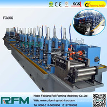 FX high frequency stainless steel pipe tube forming machine for sale