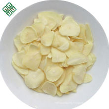 Chinese white first grade different specification dehydrated garlic flakes