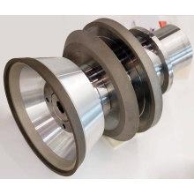 Rodas diamantadas, CDX rodas e rodas CBN para moagem de perfil