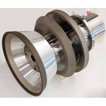 Diamond Wheels, CDX Wheels and CBN Wheels for Profile Grinding
