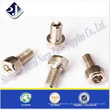 DIN912 Innensechskantschrauben / SS TS16949 ISO9001