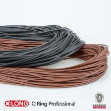 NBR Silicone FKM Rubber Cord Rubber Strip