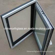 Folding Thermal Break Aluminum Window for Curtain Wall