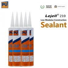 Construction pu sealant with low modulus white adhesive