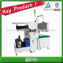 Oven glass door filling seal shaping machine