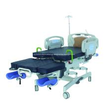 cama de entrega obstétrica da ginecologia elétrica do hospital LDR