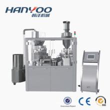 Njp-400 800 1200 2000 3500 alta precisão pó / grânulo / pelota máquina de enchimento de cápsula cápsula automática de enchimento