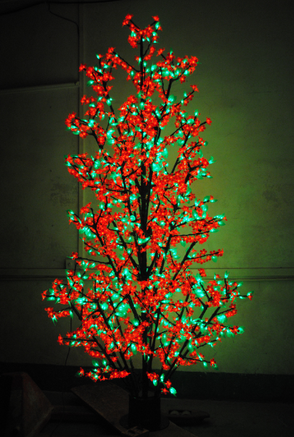 LED Decorative Lilac Tree Lighting