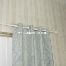 Factory provide nice price for Classical Window Jacquard Curtain,Classic Shower Curtains Suppliers in China New Design Blue Miranda Curtain Fabric export to South Africa Factory