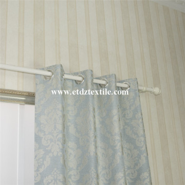 New Design Blue Miranda Curtain Fabric