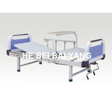 a-96 Double-Function Manual Hospital Bed