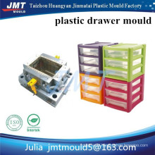 JMT OEM shallow drawer storage plastic injection mould