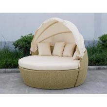 Muebles y muebles de aluminio tumbona diseño