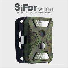 Producido por el fabricante profesional, cámara de juego de rastreo de caza Real 12MP 720P