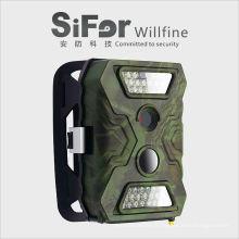 Produit par le fabricant professionnel, réel 12MP 720P chasse scoutisme jeu de caméra de la piste