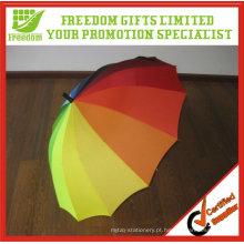 Guarda-chuva de arco-íris mais popular Best Seller
