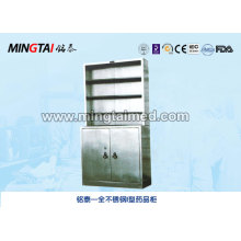 Stainless steel type I medicine cabinet