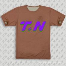 Nueva camiseta de encargo de la manera (238)