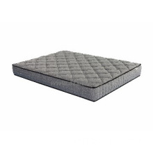 Popular Charcoal Knitting Fabric mattress, compress spring mattress