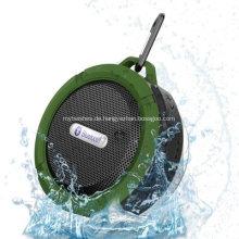 Werbeartikel tragbare wasserdichte Bluetooth-Lautsprecher