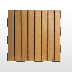Factory best quality wood deck tiles
