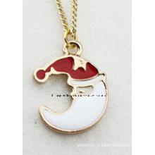 Jóias de natal / natal colar / pingentes de natal (xjw13356)