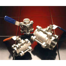 Válvulas de esfera de aço inoxidável (SKSV001)