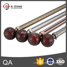 202 stainless steel curtain pipe for home decor