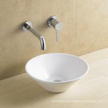 Lavabo de baño redondo popular Todos los tamaños 8015