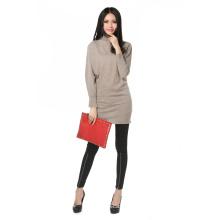Ladies Fashion Turtleneck Pullover (2836-2013001)