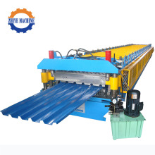 Automatik Double Layer Steel Roof Sheet Production Machine