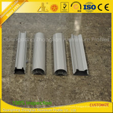 Powder Coating Anodized Aluminium Extrusions for Aluminium LED Tube