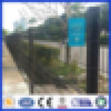Verzinkt geschweißt gewölbten Drahtgeflecht Zaun / Sicherheit Zaun Panel / geschweißt gebogenen Zaun