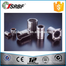 China good quality linear square flange bearings LMK12LUU