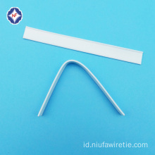Double Wire Nose Wire untuk Face Mask