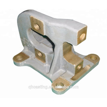 Precision Steel Casting Products for Railway