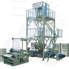 Three-Layers Common-Extruding Rotary Die Film Blowing Machine (3SJ-G1000) (CE)