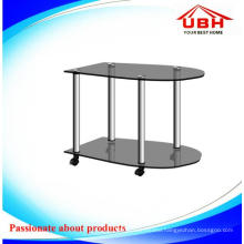 Tempered Glass Corner Stand for Anything You Like