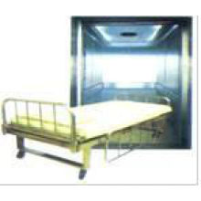 1600kg Good bed elevator with machine room