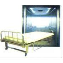 1600kg Bom elevador de cama com sala de máquinas